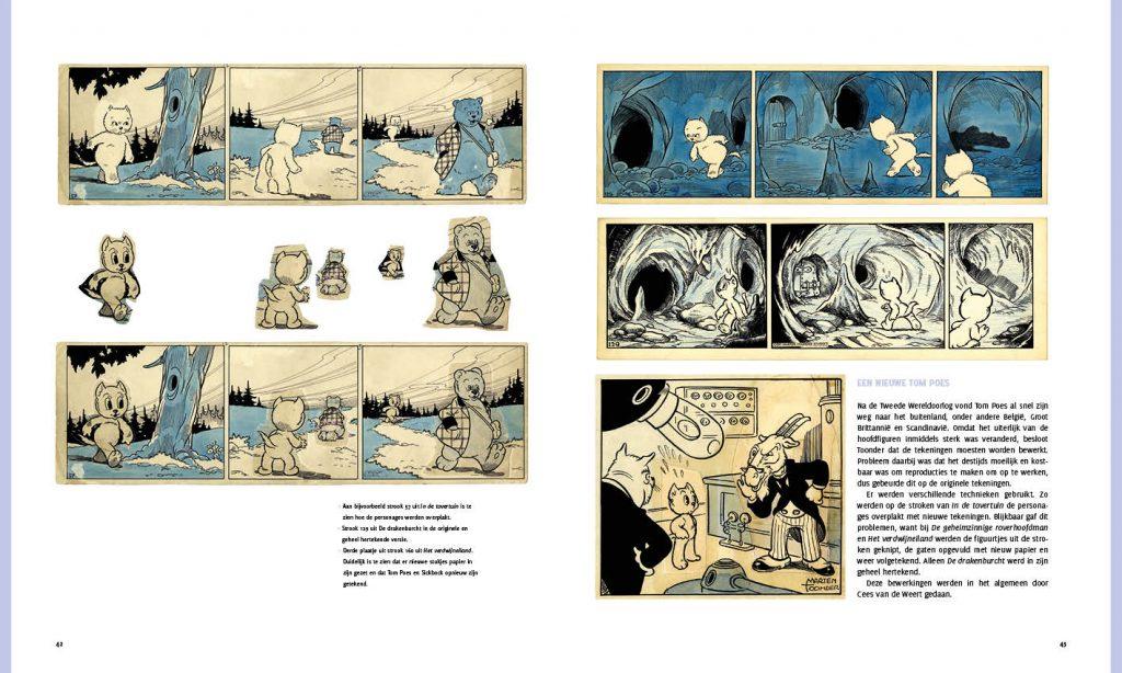 Boek Tom Poes 75 jaar LR