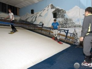 Indoor Ski Almere