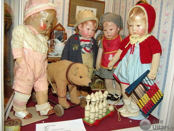 Käthe Kruse Poppen en Speelgoedmuseum