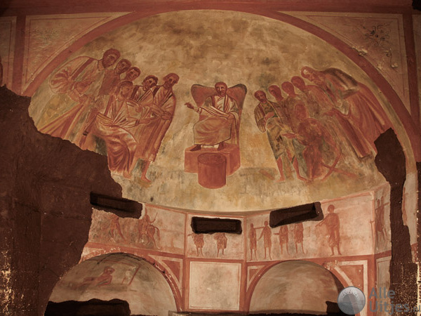 Romeinse Katakomben Valkenburg