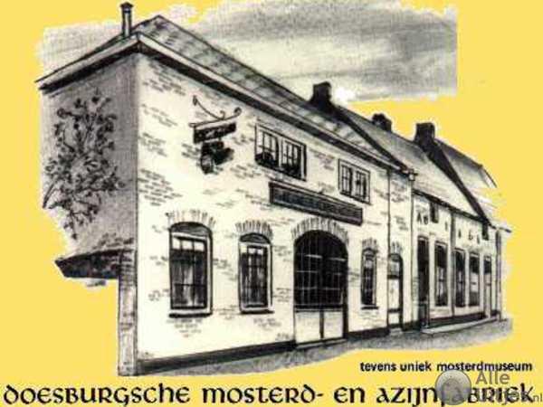 Doesburgsche Mosterd- en Azijnfabriek
