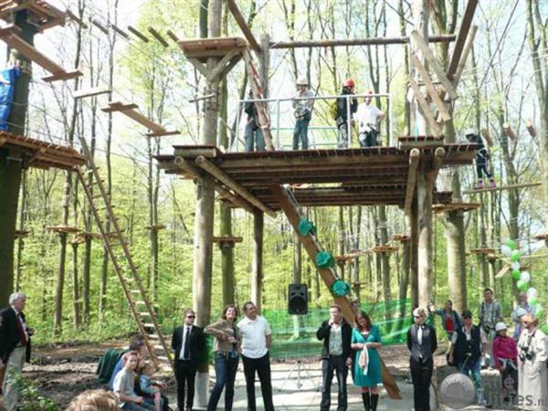 Klimpark Fun Forest Amsterdam
