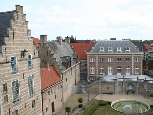 Historisch Centrum het Markiezenhof