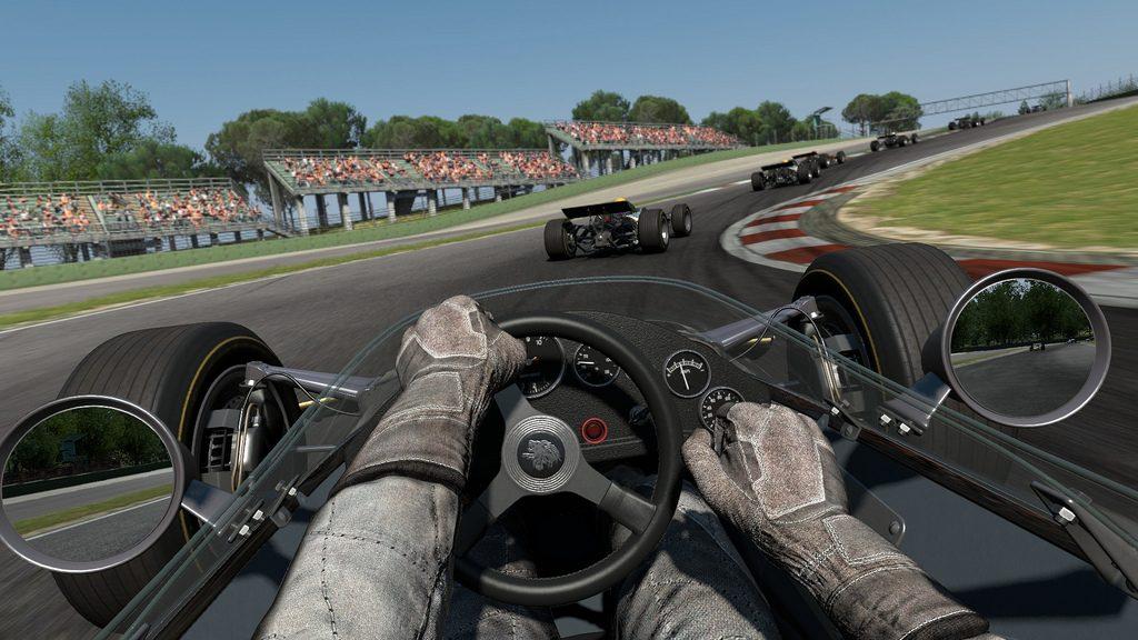 VR Racing
